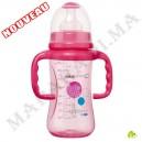 Bebe confort Biberon maternity pp 270 ml avec poignees 6-24m