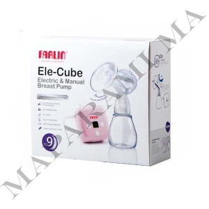 Farlin Ele-Cube Manual & Electric Breast Pump