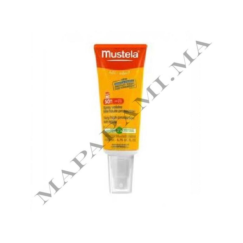Mustela Lait Solaire Bébé Enfant Trés Haute Protection spf 50+ 40 ml ... bd0f593a92fe