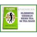 Sliming Herb  Tisane Cure minceur