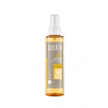 Soskin Huile Solaire Spf30...