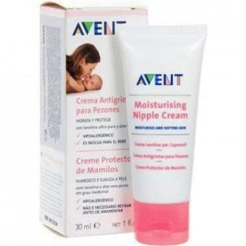AVENT CREME MAMELONS 30ml...