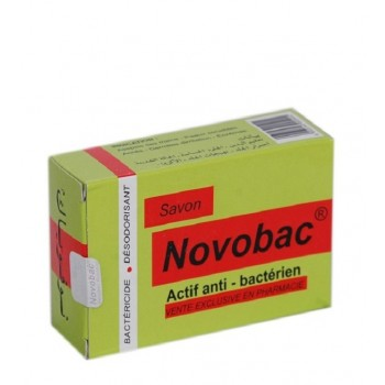 Novobac Savon Actif Anti...