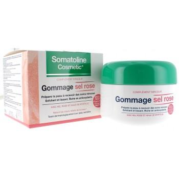 somatoline Gommage sel rose...