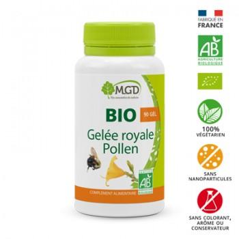 MGD Bio Gelée royale+pollen...