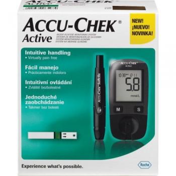 ACCU-CHEK ACTIVE APPAREIL...