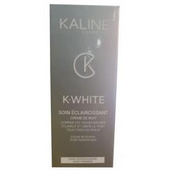 KALINE K WHITE SOIN...