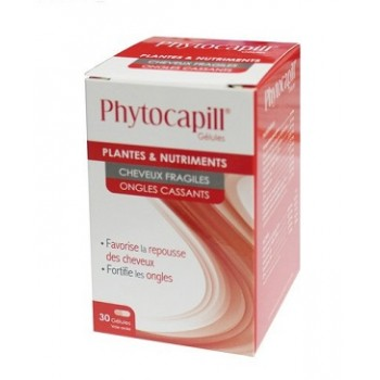 Phytocapill Gélules 30 gls