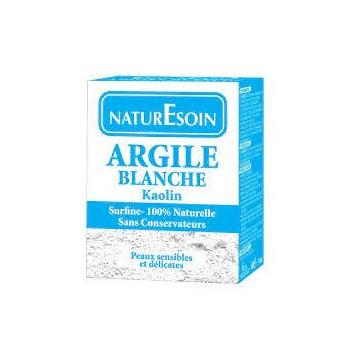 NaturE soin Argile blanche...