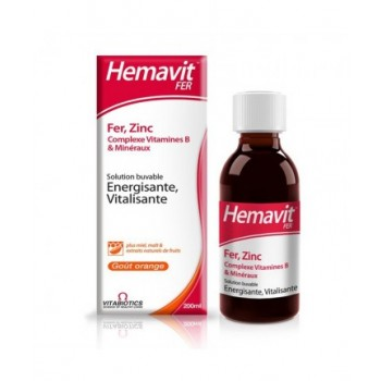Hemavit Fer Complexes...