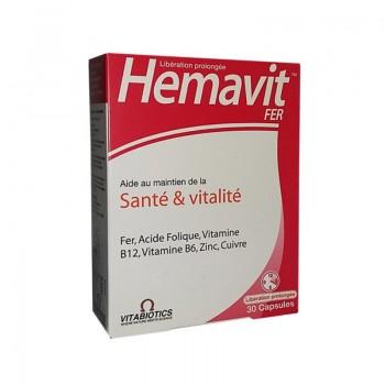 Hemavit Fer Santé et...